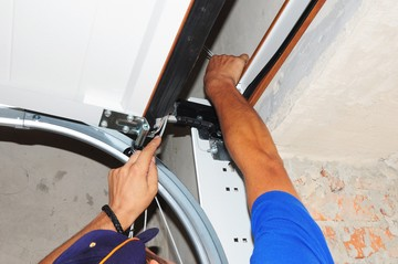 Garage Door Spring Repairs in North Easton by Patriots Overhead LLC